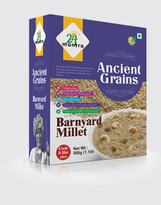 Barnyard-millets