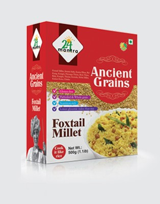 Foxtail-millets