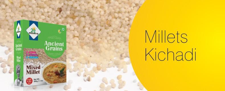 Millets – Kichadi