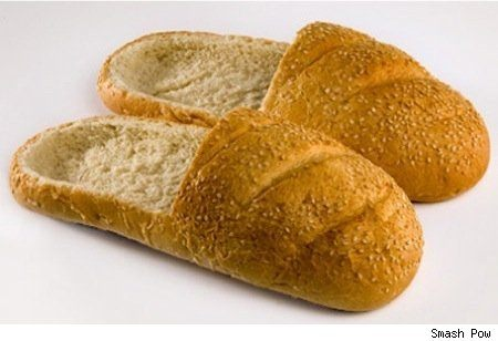 NOW WEAR SOME FOOD!
