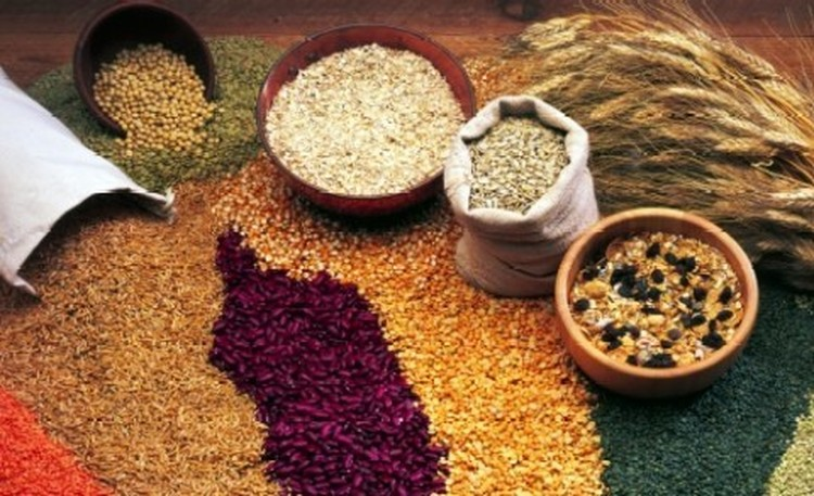 NEVER THOUGHT OF WHOLE GRAINS?