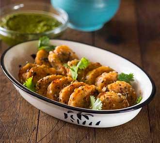 Organic Gajar Na Muthia Recipe