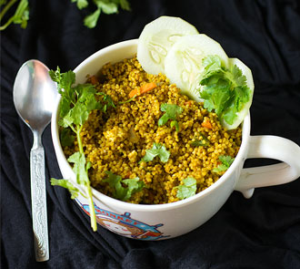 Organic Curried Millets