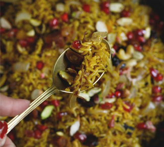 Organic Persian Jewelled Rice