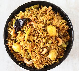 Organic Masala Bhaat