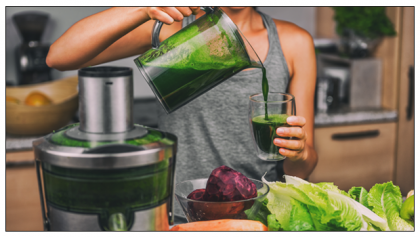 Detox Your Body The Organic Way!