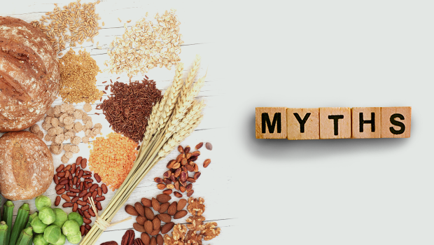 4 MYTHS ABOUT ORGANIC FOOD AND WHY IT IS NOT USED REGULARLY