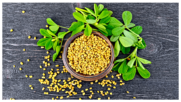 BENEFITS OF FENUGREEK LEAVES FOR SKIN, HAIR AND HEALTH