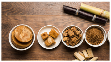 5 Health Benefits of Palm Jaggery