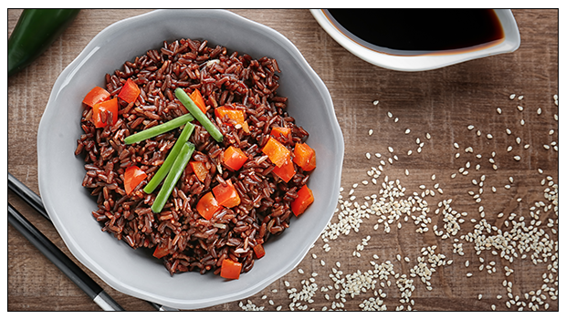 RED RICE: SURPRISING HEALTH BENEFITS AND SOME INTERESTING RECIPES