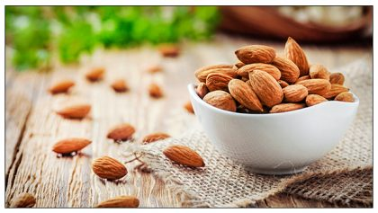 5 UNKNOWN HEALTH BENEFITS OF ORGANIC ALMONDS