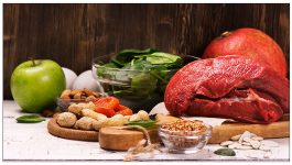 Bioavailability of Iron