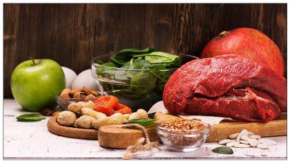 Bioavailability of Iron