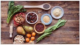 Fibre: Soluble and Insoluble