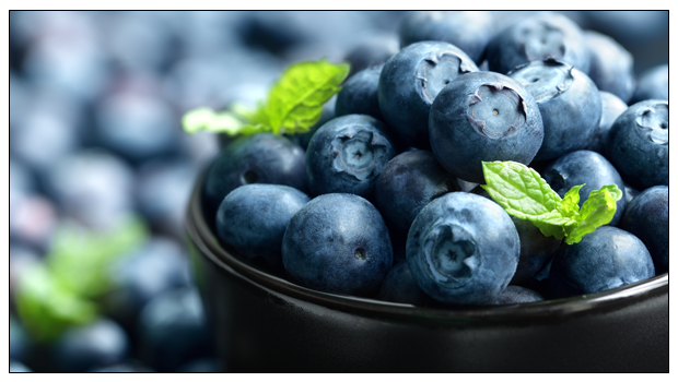 10 PROVEN BENEFITS OF BLUEBERRIES