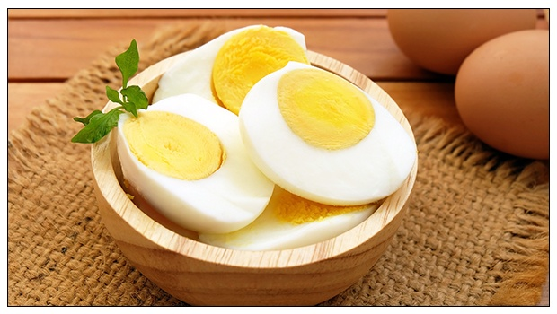 Hard-Boiled Egg Nutrition Facts: Calories, Protein and More