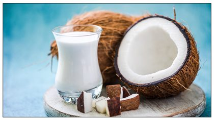 What Are The Health Benefits of Coconut Milk