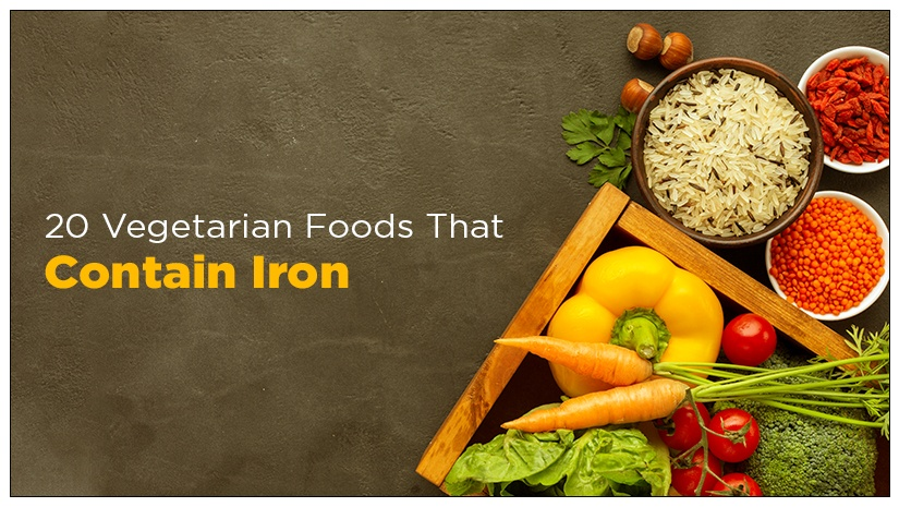 20-Vegetarian-Foods-That-Contain-Iron