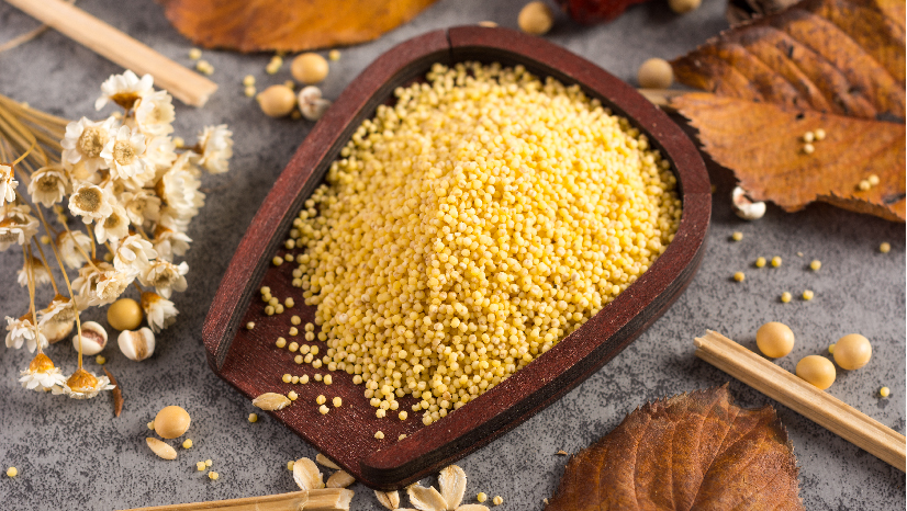 Organic-Millet-Tamarind-Rice-Recipe