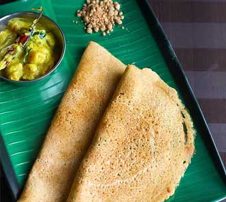 Organic Brown Rice Adai