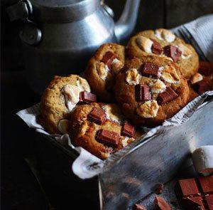 Organic Smores Cookies