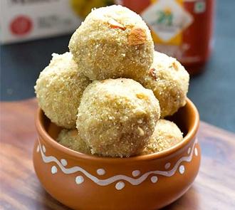 Organic Foxtail Millet Honey Balls