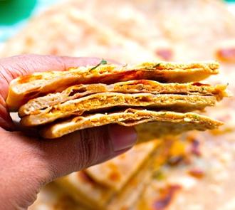 Organic-Sattu-Paratha-Recipe