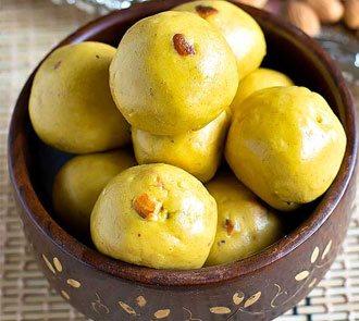 Organic Sattu Laddu