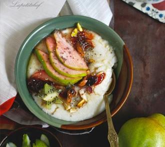 Organic Vegan Millet Porridge