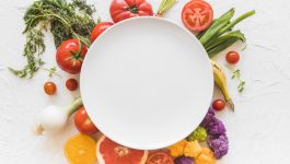 What should be limited while planning a healthy diet?