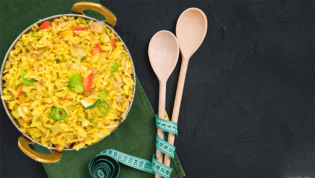 Calories-in-Poha-How-much-does-one-plate-contain