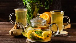 Organic green tea the best tea you can ever consume!