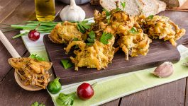 A bhaji recipe every member of your family will love