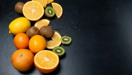 Fresh fruits for weight loss