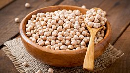 Chickpeas or Black Chana Nutrition Facts