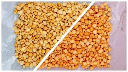 Difference between Organic Dal and Normal Dal