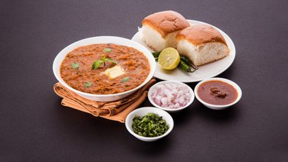 The Authentic Mumbai Style Pav Bhaji Recipe