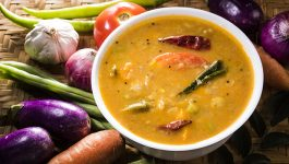 The Authentic South Indian Sambar Recipe