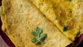 Different Variations of Besan Chilla