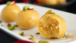 Perfecting the art of making besan ke laddu