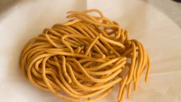 Simple Recipe To Make Crunchy Besan Sev Without a Machine At Home