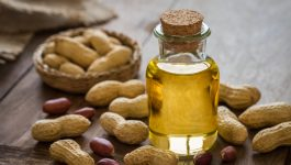 Fat Composition and Cholesterol in Groundnut Oil