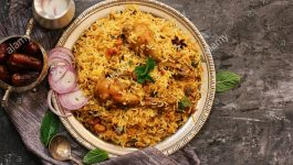 Make This Delicious Biryani with Basmati Rice