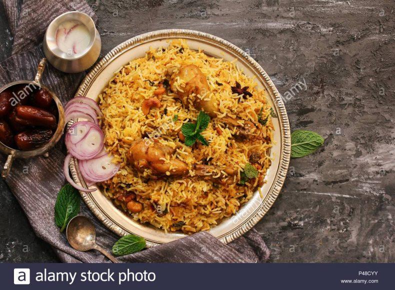 Make This Delicious Biryani with Basmati Rice