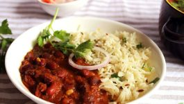 Want to Learn How to Make Rajma Chawal? Here's an Easy Recipe