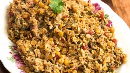 A Recipe For Chana Dal Pulao That Is Easy And Yummy