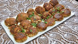 Try this Veg shami kebab with chana dal now!