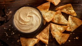 Learn to make hummus at home using chana dal