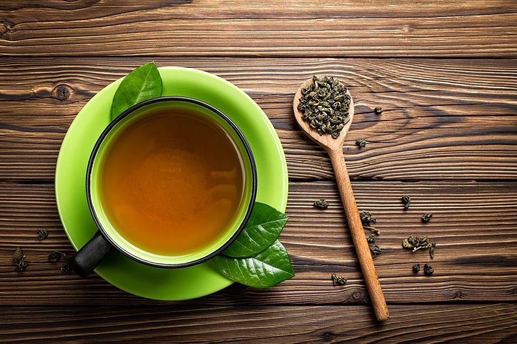 organic-green-tea
