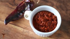 Homemade Red Chilli Garlic Chutney to Delight Your Tastebuds